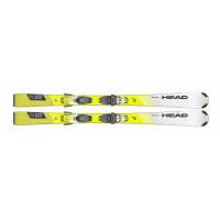 Комплект Supershape SLR Pro + SLR 7.5 GW AC BRAKE 78 [H] (314180+100794) (горные лыжи+крепления гл) white/neon yellow